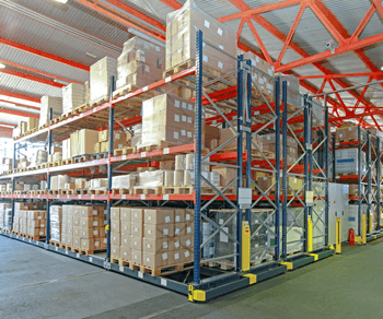 Warehouse Pallet Racking & Shelving