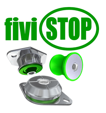 fiviSTOP Anti Vibration Mounts