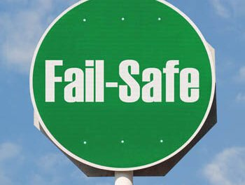 Failsafe Green Sign
